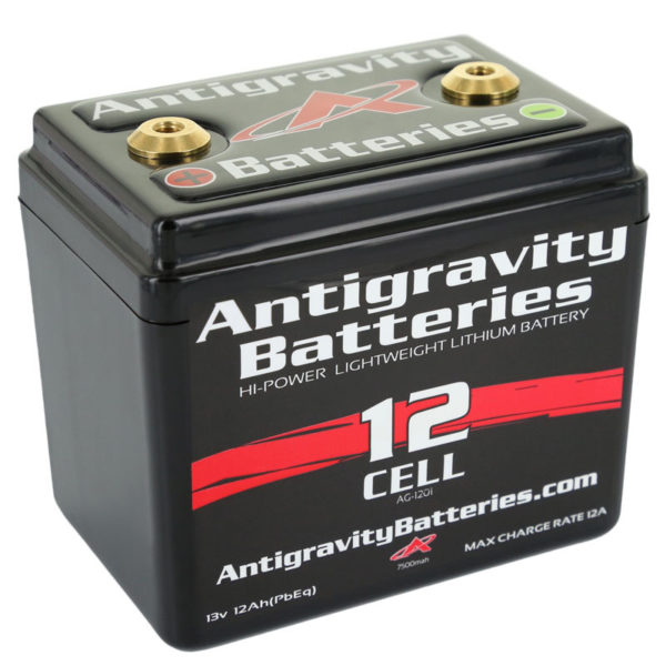 ANTIGRAVITY AG1201 12-CELL SMALL CASE LITHIUM BATTERY AUSTRALIA