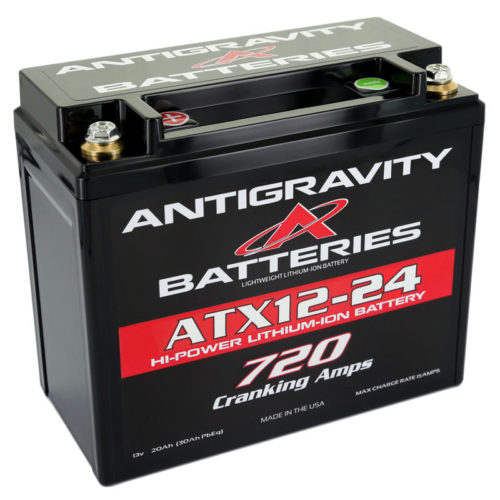 ANTIGRAVITY ATX12-24 720 CCA ANTIGRAVITY LITHIUM BATTERY AUSTRALIA