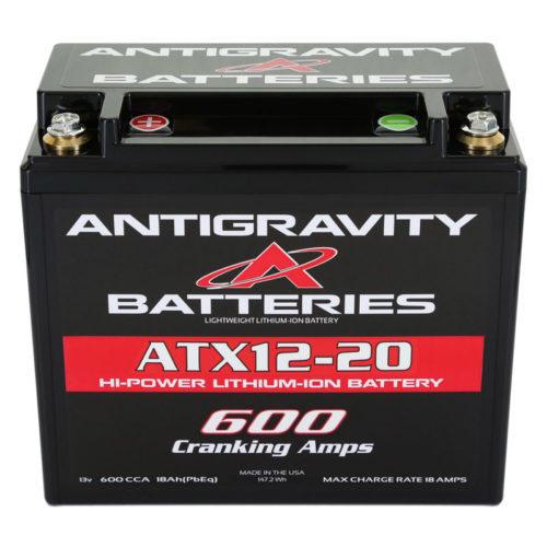 ANTIGRAVITY ATX12-20 600 CRANKING AMPS MOTORCYCLE BATTERY AUSTRALIA