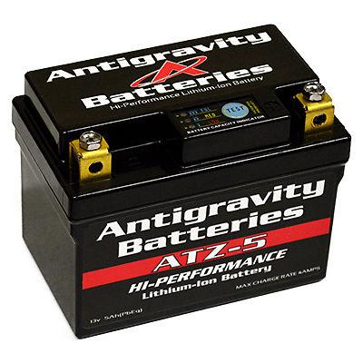 ANTIGRAVITY ATZ-5 LITHIUM MOTORCYCLE BATTERY AUSTRALIA