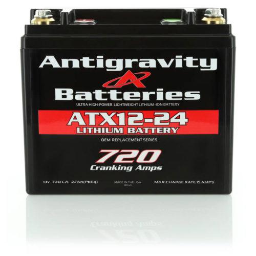 ANTIGRAVITY YTX12 720 CCA ANTIGRAVITY LITHIUM BATTERY AUSTRALIA