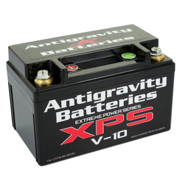 ANTIGRAVITY V-10 XPS EXTREME SERIES LITHIUM MOTORCYCLE BATTERY AUSTRALIA