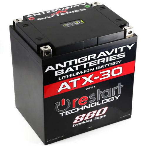 ANTIGRAVITY ATX30 RESTART LITHIUM MOTORCYCLE BATTERY AUSTRALIA