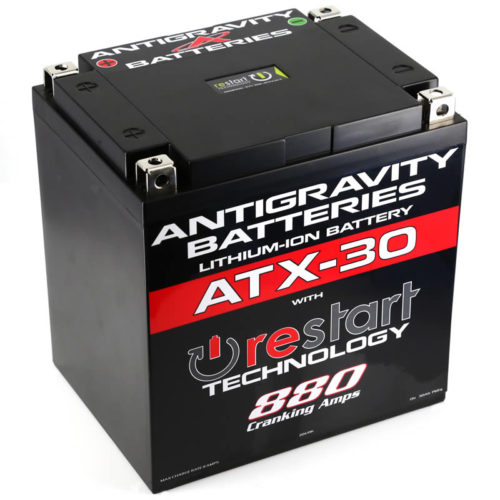 ANTIGRAVITY ATX-30 RESTART LITHIUM MOTORCYCLE BATTERY AUSTRALIA
