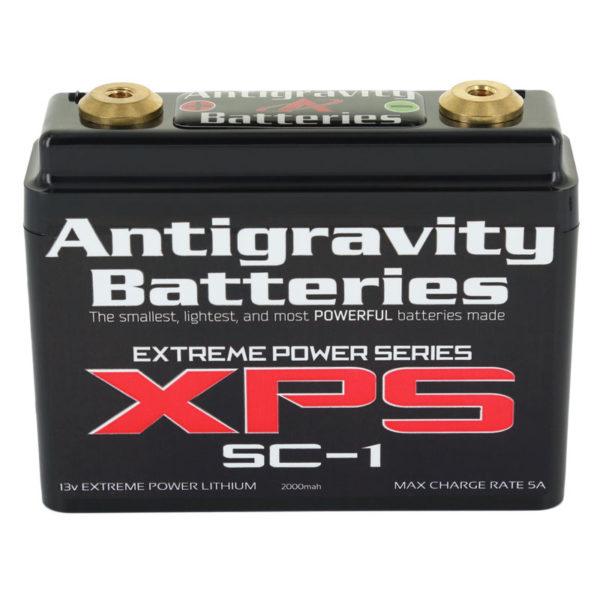 ANTIGRAVITY SC-1 XPS EXTREME SERIES LITHIUM MOTORCYCLE BATTERY AUSTRALIA