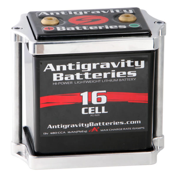 LC Fabrications 12 or 16 Cell Battery Box MOTORCYCLE BATTERY CHARGER ACCESSORIES AUSTRALIA