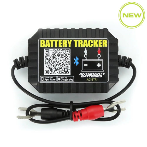 ANTIGRAVITY BATTERY TRACKER (LITHIUM) MOTORCYCLE BATTERY CHARGER ACCESSORIES AUSTRALIA