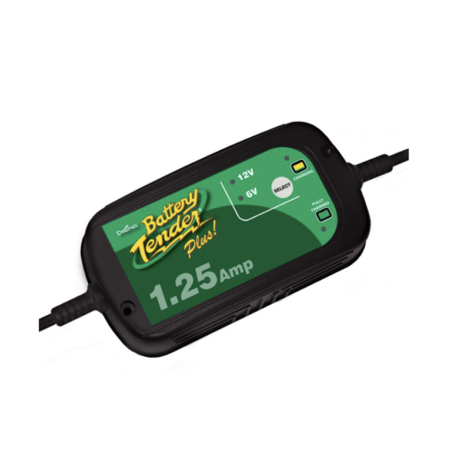 ANTIGRAVITY BATTERY TENDER SELECTABLE 1.25AMP CHARGER - FOR LEAD-ACID & LITHIUM LIFEPO4 AUSTRALIA