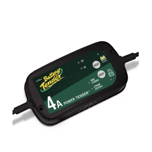ANTIGRAVITY BATTERY TENDER SELECTABLE 4AMP CHARGER - FOR LEAD-ACID & LITHIUM LIFEPO4 AUSTRALIA