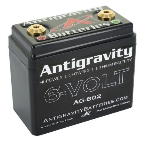 6 Volt Lithium Batteries