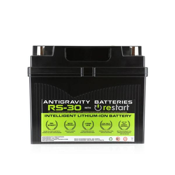 Antigravity Rs-30 Restart Tech Lithium Ion 12V 30Ah Car Battery Australia