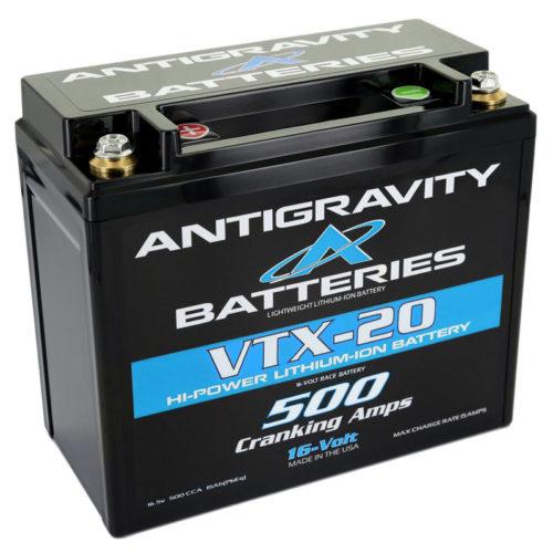 16 Volt Race Lithium Batteries