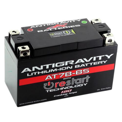 Antigravity AT7B-BS RESTART MOTORCYCLE BATTERY AUSTRALIA