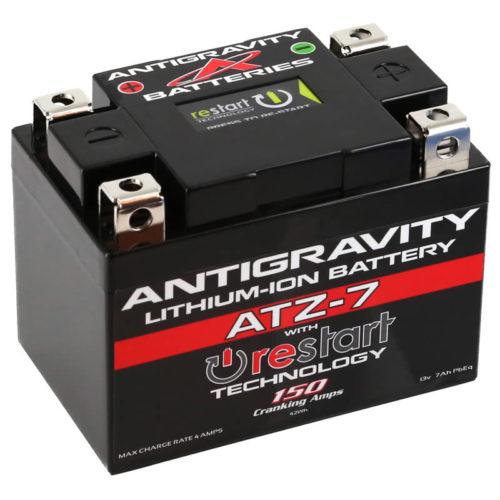 ANTIGRAVITY ATZ-7 RESTART LITHIUM MOTORCYCLE BATTERY AUSTRALIA