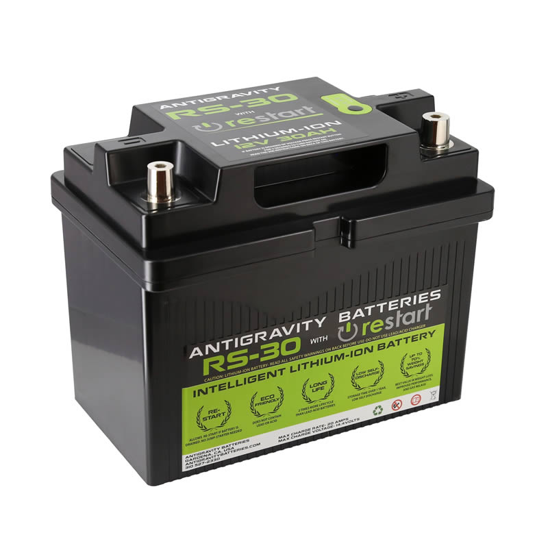 ANTIGRAVITY RS-30 MOTORCYCLE BATTERY AUSTRALIA