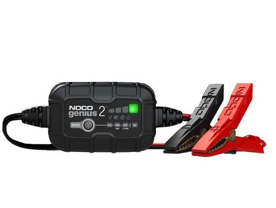 Antigravity Noco Battery Charger 2Amp 6V12Vlithium Motorcycle Battery Charger Australia
