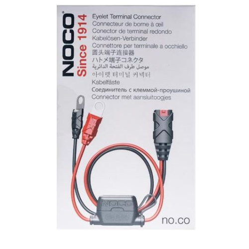 Antigravity NOCO X-Connect Eyelet Lead Set GC002 Motorcycle Battery Charger Australia