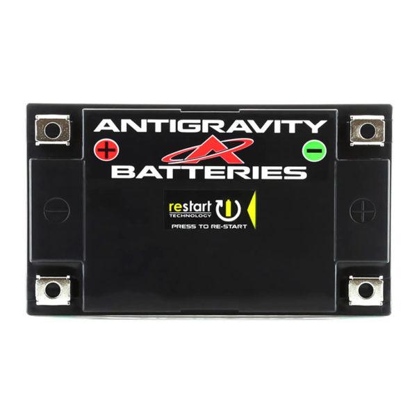 Antigravity Batteries Australia Antigravity Restart At7B-Bs_0000_Lithium Re-Start Battery With 4-Terminal Design By