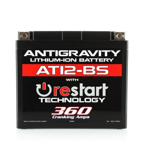 Antigravity Batteries Australia Restart AT12-BS _0003_AT12-BS Re-Start Battery by Antigravity_ front view