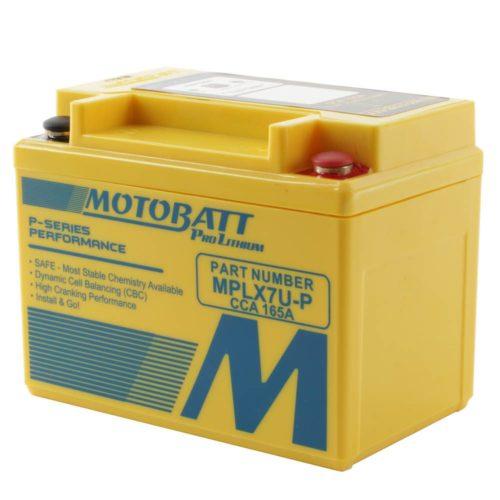 MOTOBATT PRO LITHIUM BATTERY MPLX7U-P