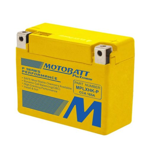MOTOBATT PRO LITHIUM BATTERY HON KAW MPLXHK-P